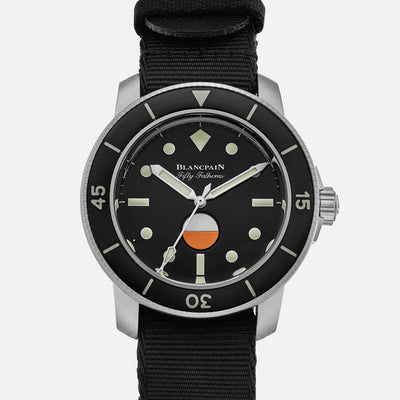 Blancpain Fifty Fathoms MIL-SPEC Limited Edition For HODINKEE