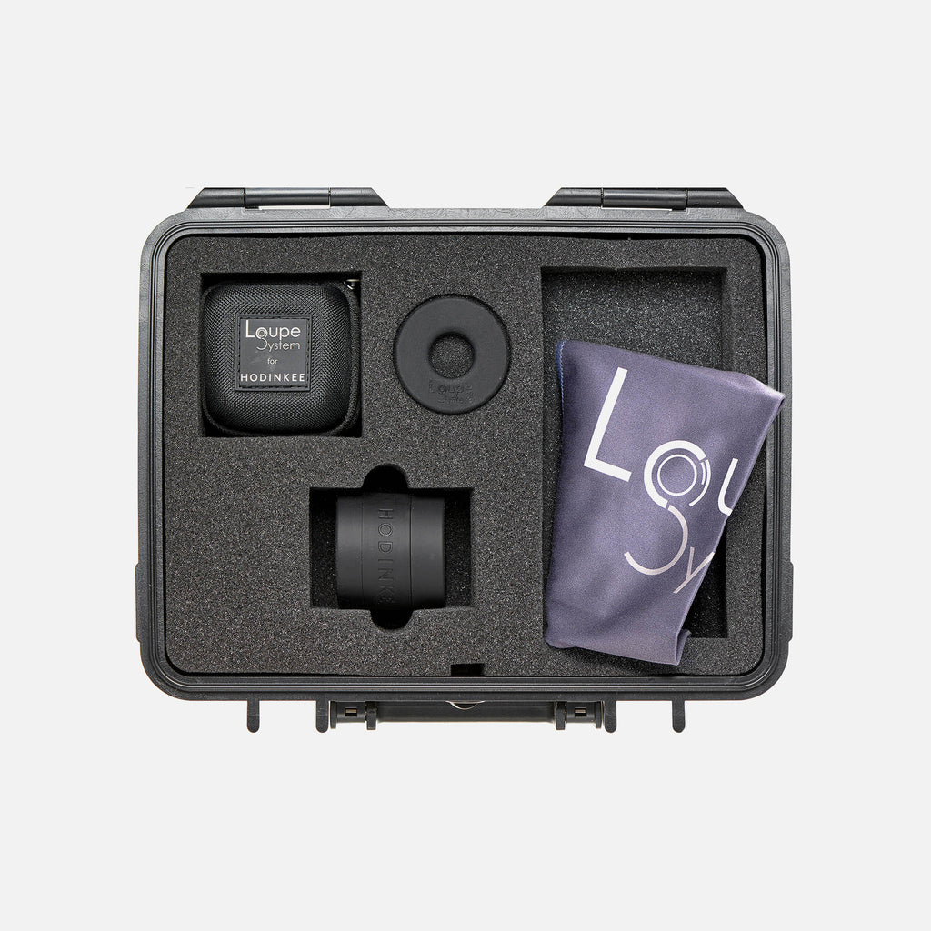 Loupe System for HODINKEE
