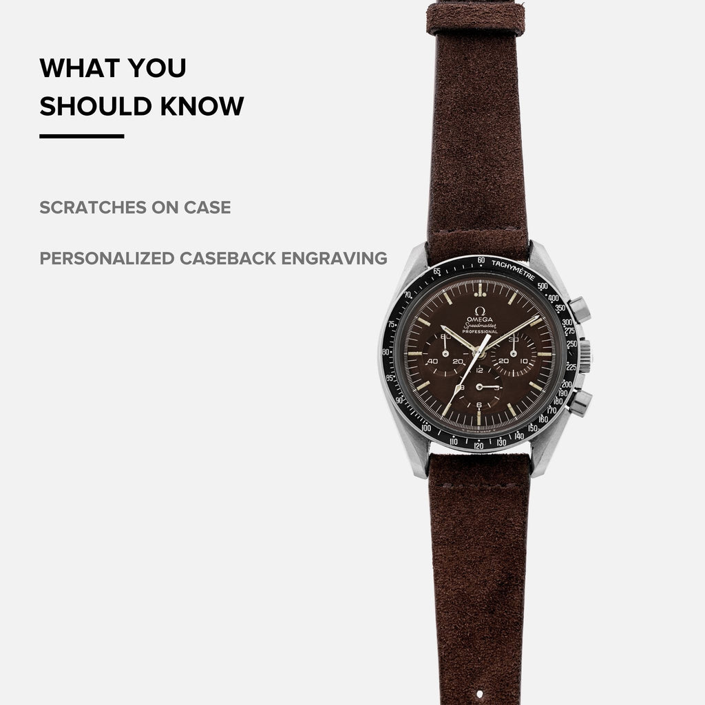 1969 Omega Speedmaster Professional Ref. 145.022-69 With Tropical Dial