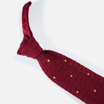 Drake's For HODINKEE Tie - Red
