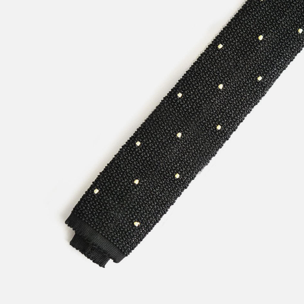 Drake's For HODINKEE Tie - Black