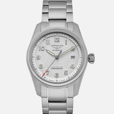 Longines Spirit Prestige Edition 40mm Silver Dial