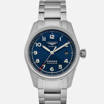 Longines Spirit Prestige Edition 40mm Blue Dial