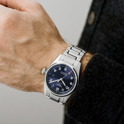 Longines Spirit Prestige Edition 40mm Blue Dial alternate image.
