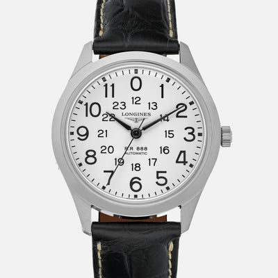 Longines Heritage Railroad