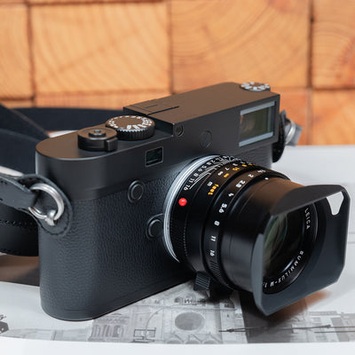 Leica M10 Monochrom Camera alternate image.