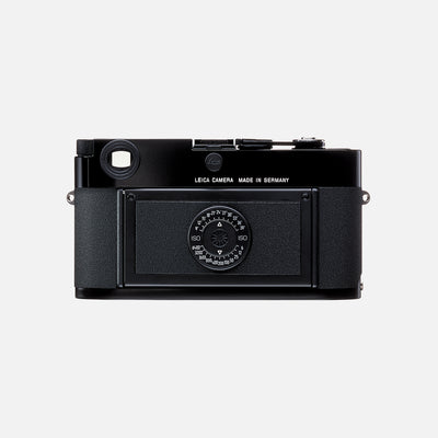 Leica MP 0.72 Camera In Black alternate image.
