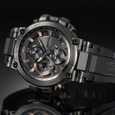 G-SHOCK MTG-B1000TJ-1A Formless Tai-Chi Limited Edition alternate image.