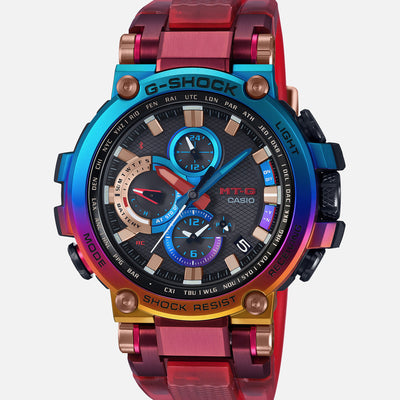 G-SHOCK MTG-B1000VL 'Volcanic Lightning' Limited Edition