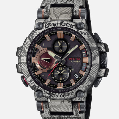G-SHOCK MTG-B1000WLP-1A Python Limited Edition