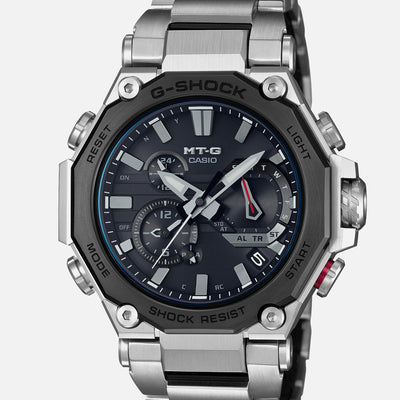 G-SHOCK MTG-B2000D-1A Dual Core Guard On Bracelet