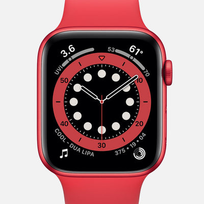 Apple Watch Series 6 GPS + Cellular PRODUCT(RED) Aluminum Case 44mm With PRODUCT(RED) Sport Band