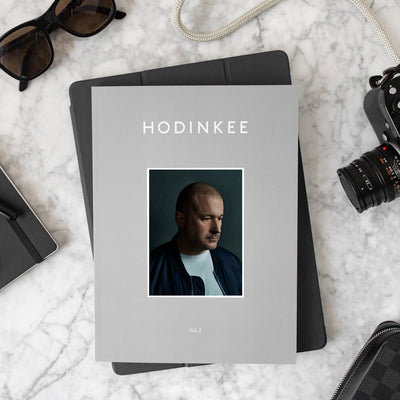 HODINKEE Magazine, Volume 2 alternate image.