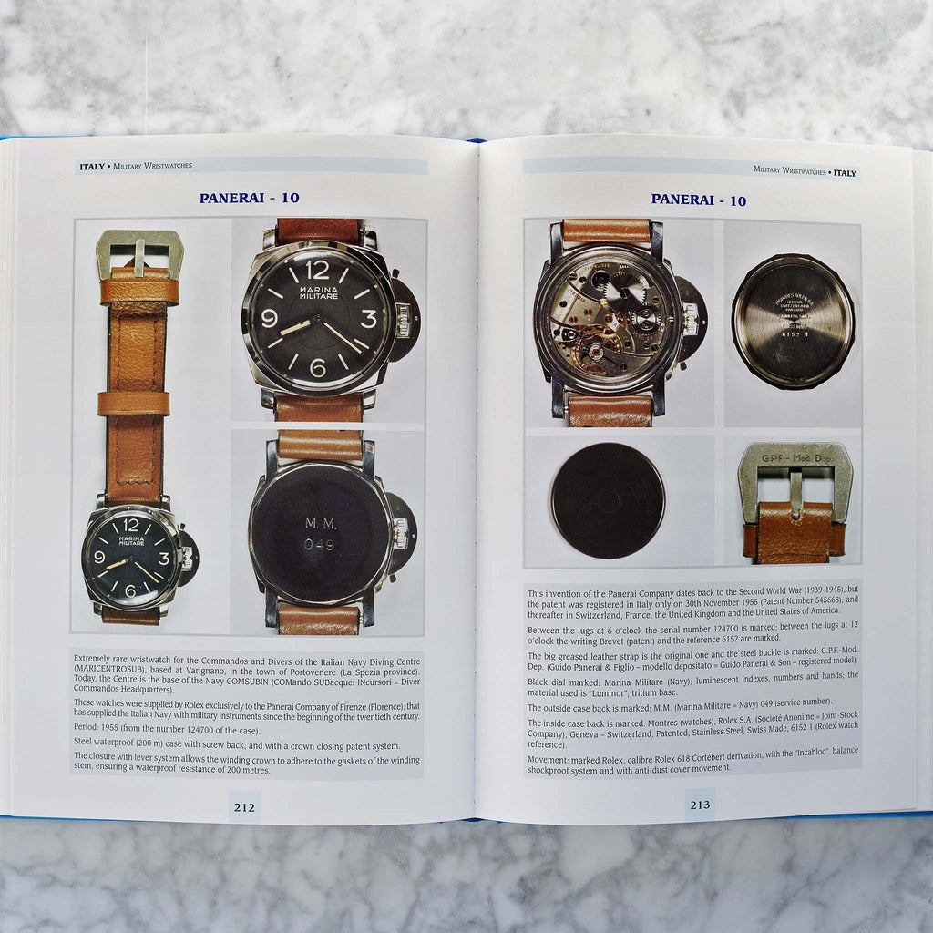 Military Wristwatches: Sky, Land, Sea