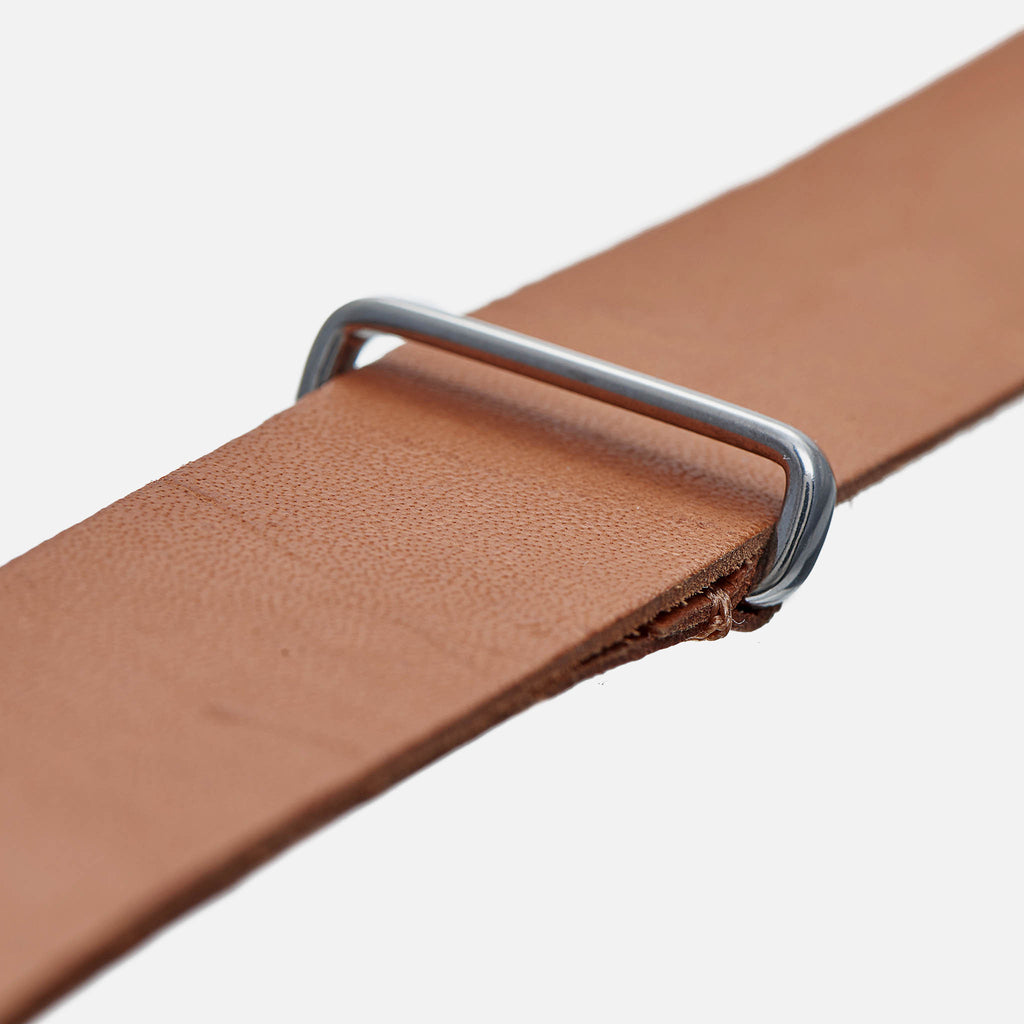 Tan Kangaroo NATO Watch Strap