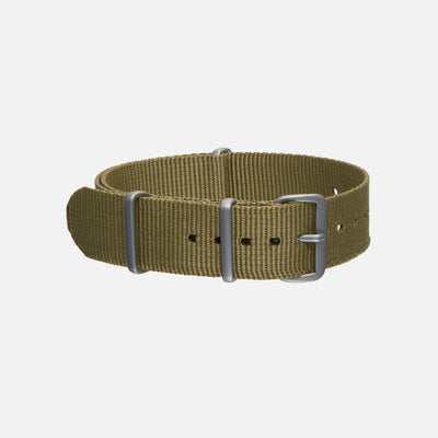Light Olive NATO Watch Strap