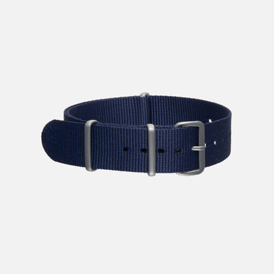 Navy Blue NATO Watch Strap