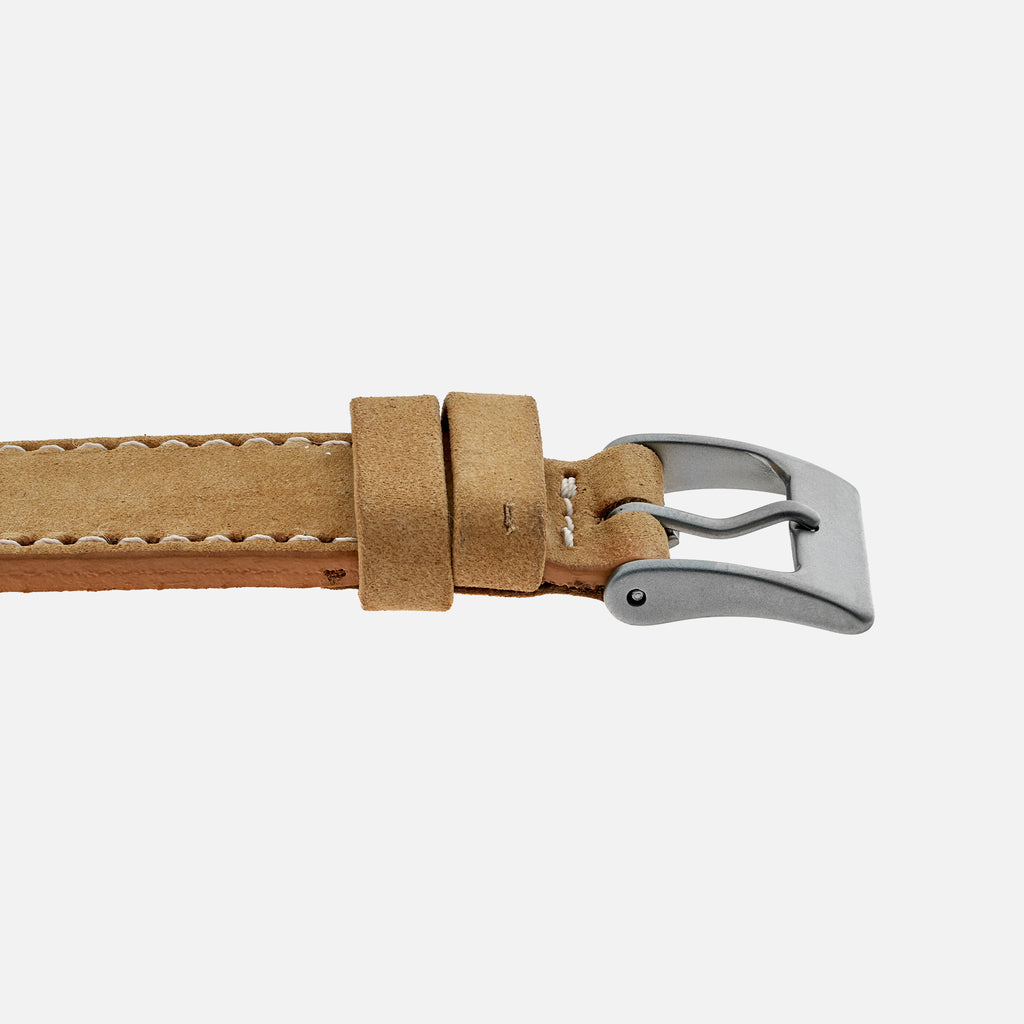 The Bedford Watch Strap In Beige