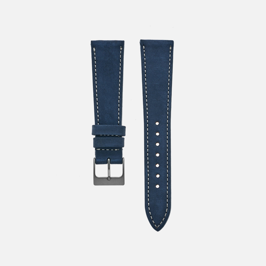 The Bedford Watch Strap In Navy