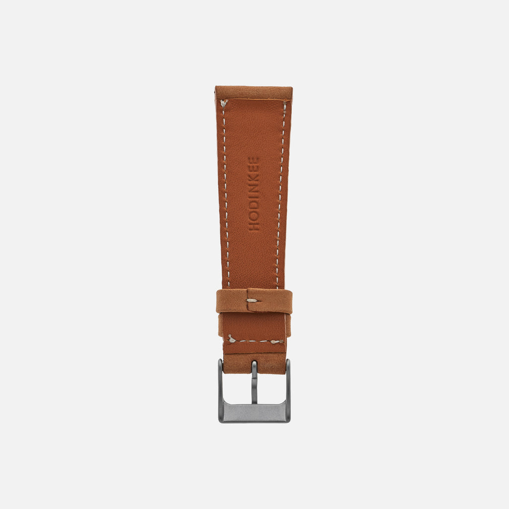 59ba4aa4816ef5 The Bedford Watch Strap In Sand - HODINKEE Shop