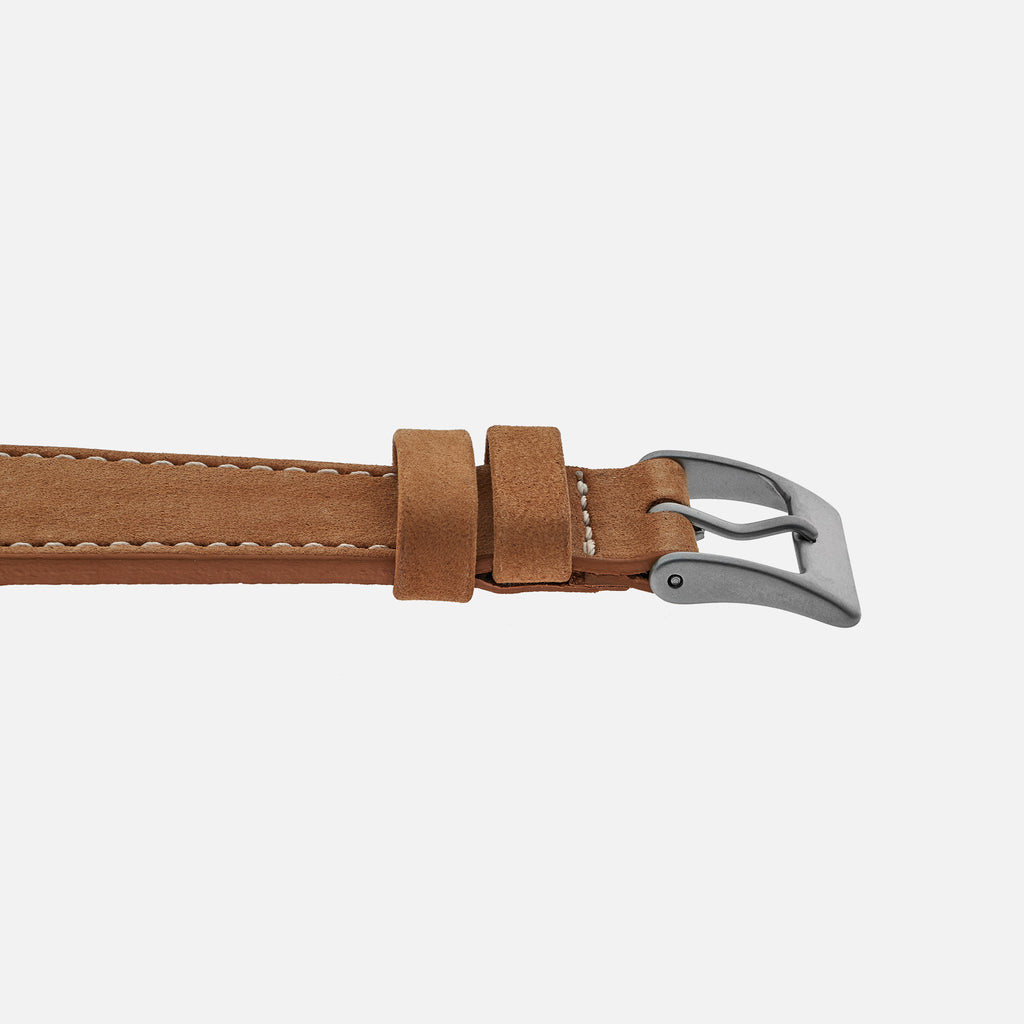 The Bedford Watch Strap In Sand