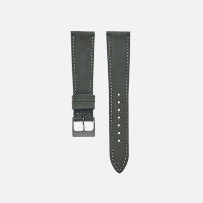 The Bedford Watch Strap In Slate Grey