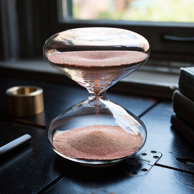 The Marc Newson Hourglass For HODINKEE alternate image.