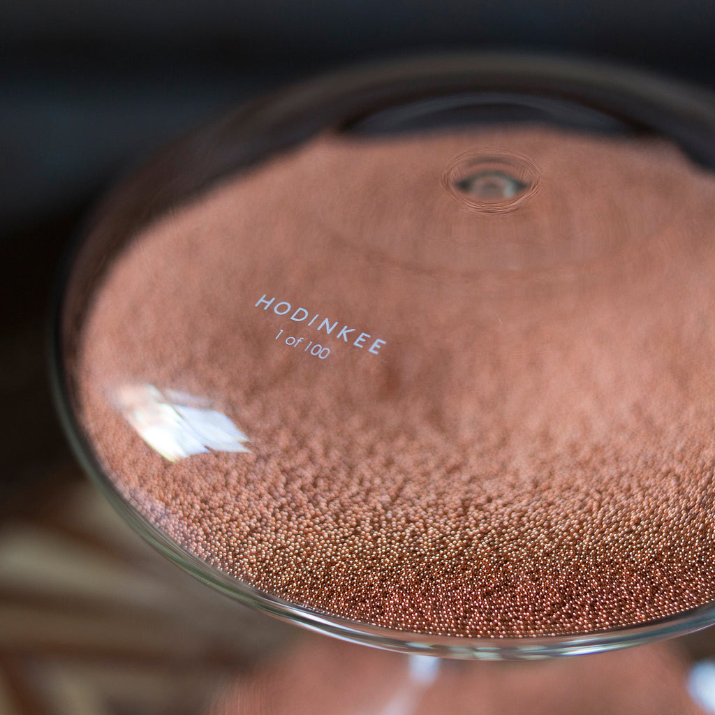 The Marc Newson Hourglass For HODINKEE