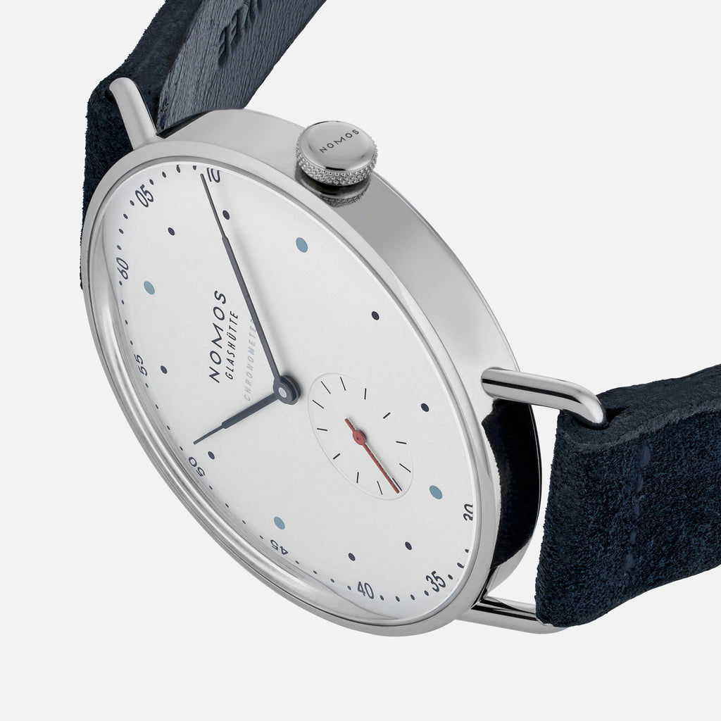 NOMOS Glashütte Metro Chronometer Limited Edition for HODINKEE
