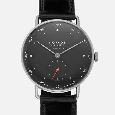 NOMOS Glashütte Metro Neomatik 39 Midnight Blue