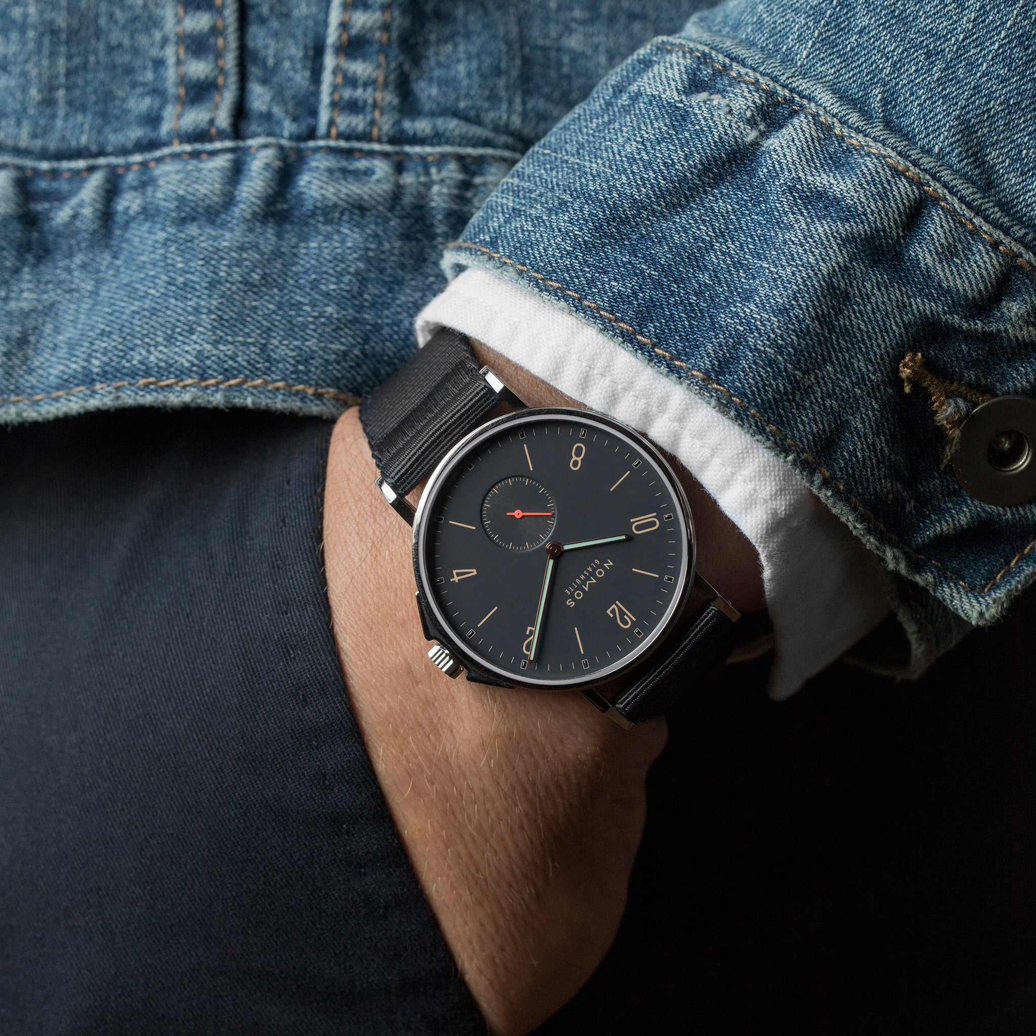 s under him jeans wants style give he men really watches what skagen journal