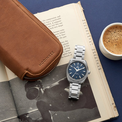 Omega Seamaster Aqua Terra 150m Co-Axial Master Chronometer 41mm Blue Dial On Bracelet alternate image.