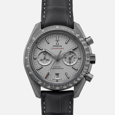 Omega Speedmaster Moonwatch Co-Axial Chronograph 44.25mm 'Grey Side Of The Moon'