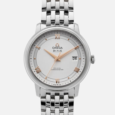 OMEGA De Ville Prestige Co-Axial 39.5mm On Bracelet