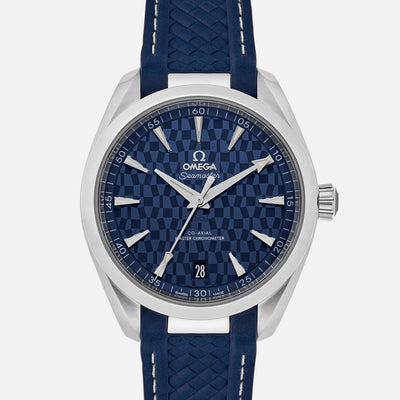OMEGA Seamaster Aqua Terra 150M Co-Axial Master Chronometer 41mm Tokyo 2020 Summer Olympics Limited Edition