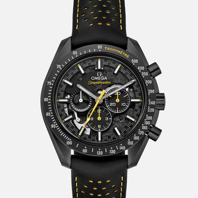 OMEGA Speedmaster Moonwatch Chronograph 44.25mm 'Dark Side Of The Moon' Apollo 8