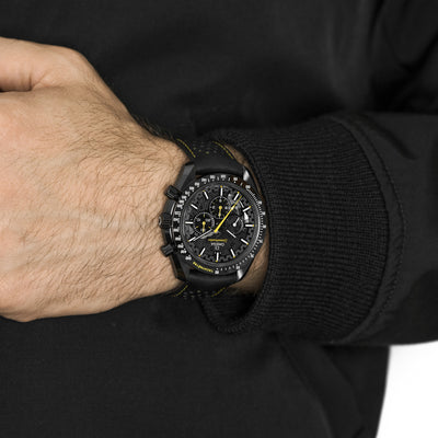 OMEGA Speedmaster Moonwatch Chronograph 44.25mm 'Dark Side Of The Moon' Apollo 8 alternate image.