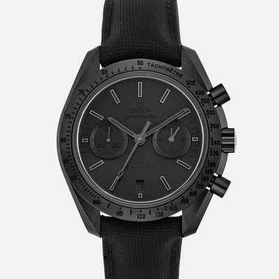 OMEGA Speedmaster Moonwatch Co-Axial Chronograph 44.25mm 'Dark Side Of The Moon' Black Black