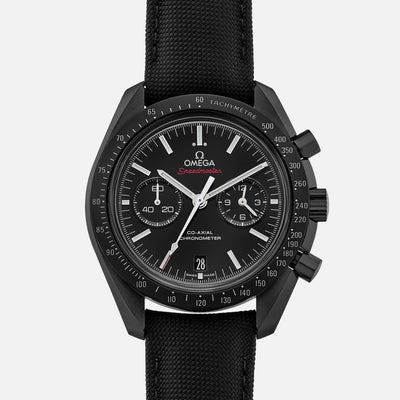 Omega Speedmaster Moonwatch Co-Axial Chronograph 44.25mm 'Dark Side Of The Moon'