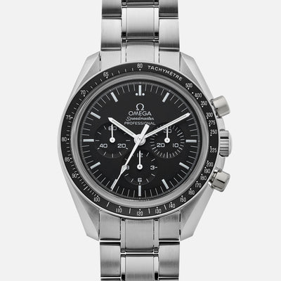 OMEGA Speedmaster Moonwatch Professional Chronograph 42mm Sapphire Crystal On Bracelet