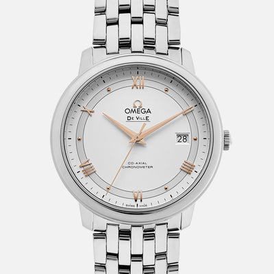 OMEGA De Ville Prestige Co-Axial 36mm On Bracelet