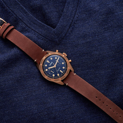 Oris Carl Brashear Chronograph Limited Edition alternate image.