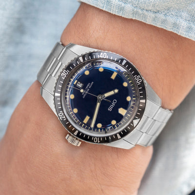 Oris Divers Sixty-Five 40mm alternate image.
