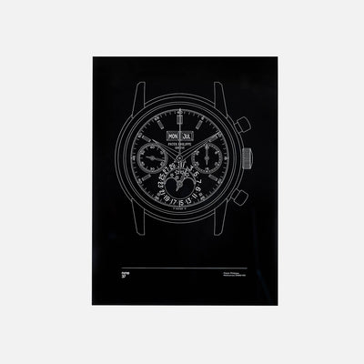 Patek Philippe Reference 2499 Print
