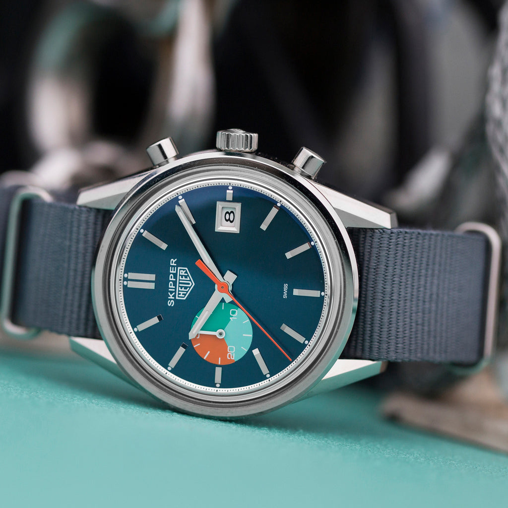 TAG Heuer Limited Edition Carrera Skipper For HODINKEE