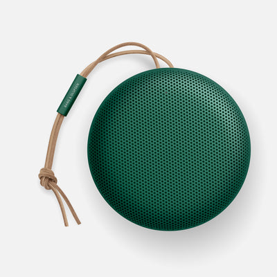 Bang & Olufsen Beosound A1 2nd Generation Waterproof Bluetooth Speaker In Green