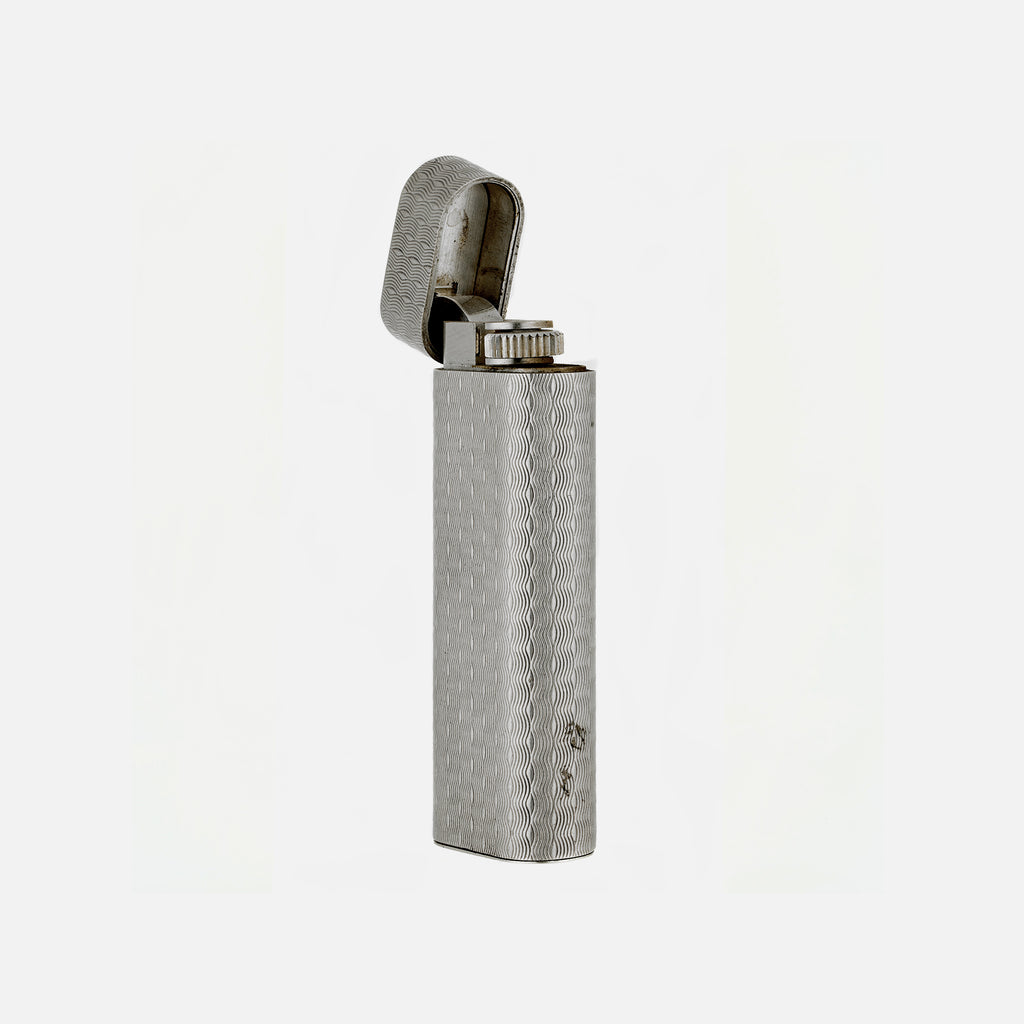 1950s Silver Cartier Lighter