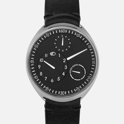 Ressence Type 1 Slim Black