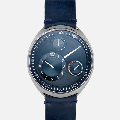 Ressence Type 1 Slim Night Blue
