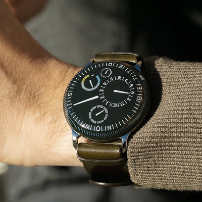Ressence Type 3X alternate image.